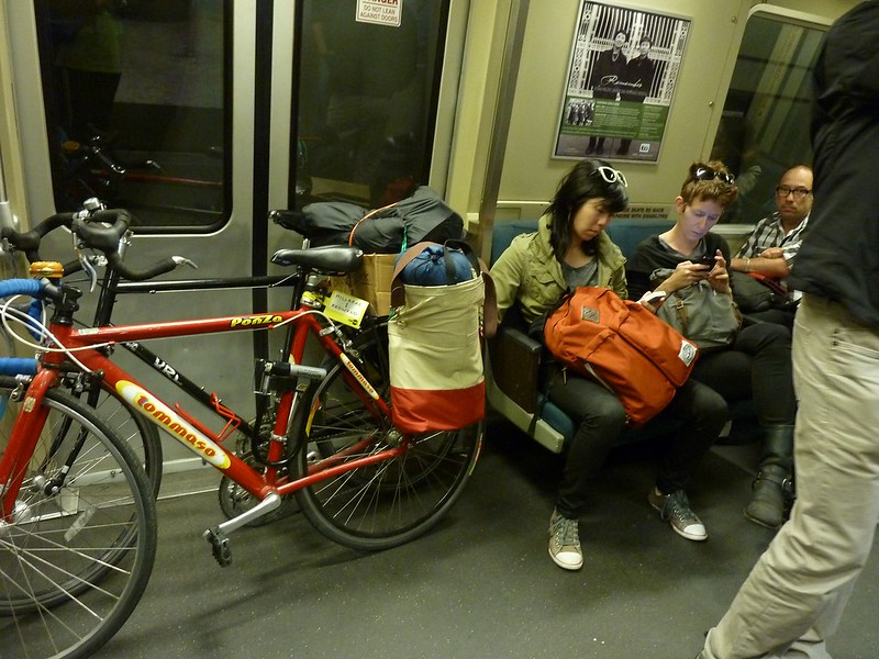 Bikes On Bart Hours Lifting the Rush Hour Bike