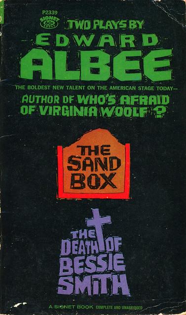 An examination of the sandbox by edward albee