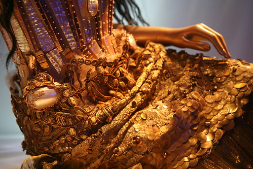 Gautier Exhibit: Mermaid Dress