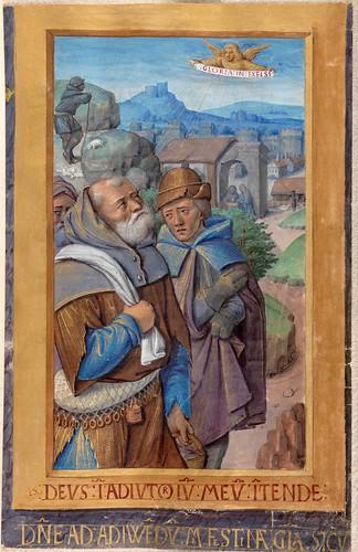 005-Libro de horas- 1500- Bibliothèque de Genève, Comites Latentes 124- Creative Commons CC BY-NC 3.0