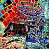 Mosaic in Old Town. #foco