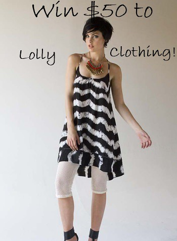 Lolly Clothing Giveaway