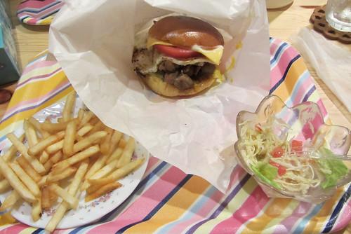 Tsushima burger