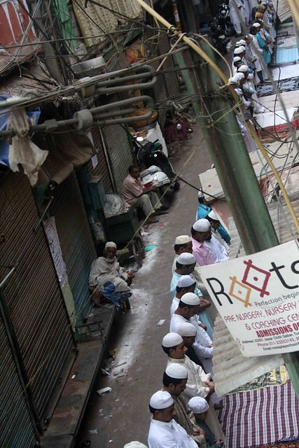 City Faith – Eid ul Fitr, Chitli Qabar Chowk