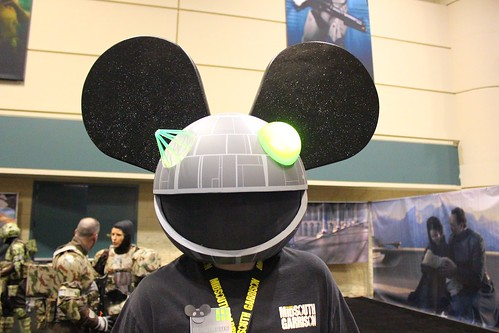 Deadmau5 Death Star - Star Wars Celebration VI
