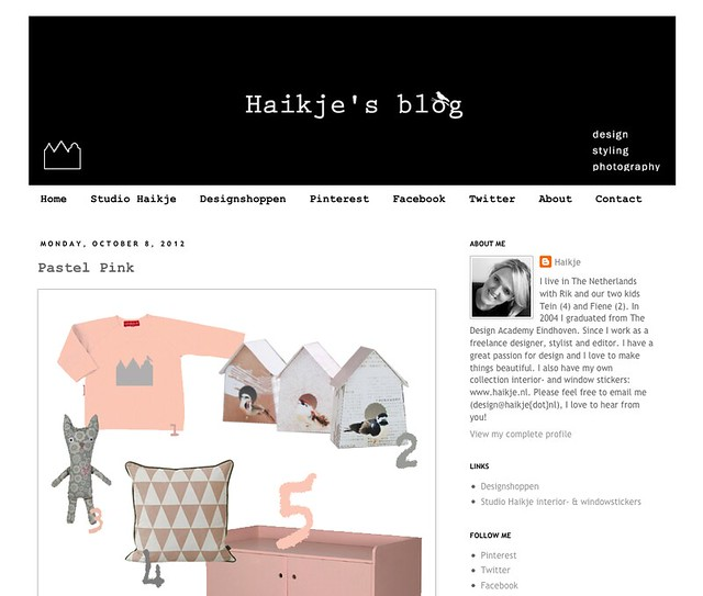 Blogs I'm Loving