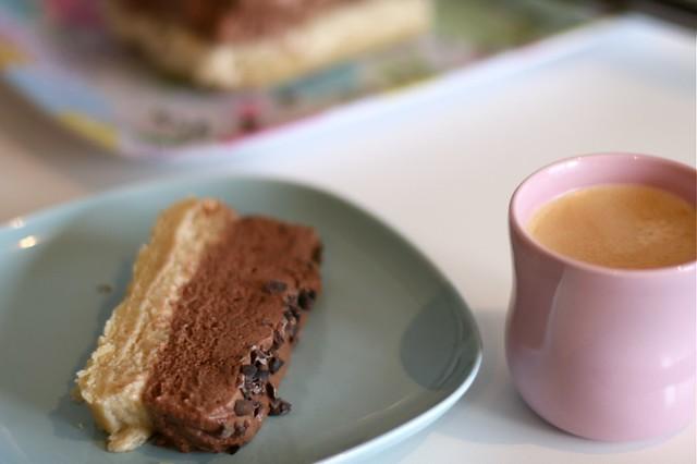 Mektig sjokoladekake