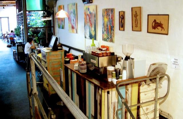 Gallery Cafe, Sydney