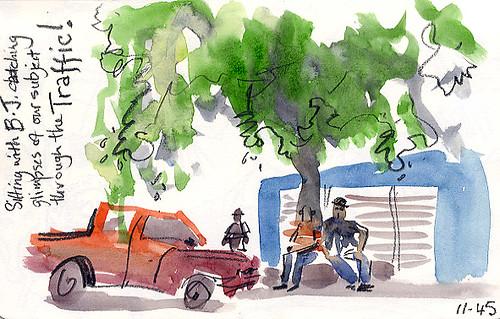 men-under-tree