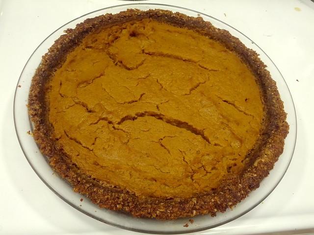 Vegan, Gluten-Free Pumpkin Pie | Flickr - Photo Sharing!