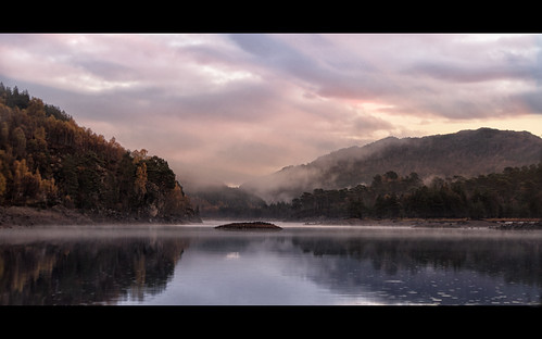 light loch beinn mheadhoin glen cannich affric scotland scottish highlands mountains munros nikon photography