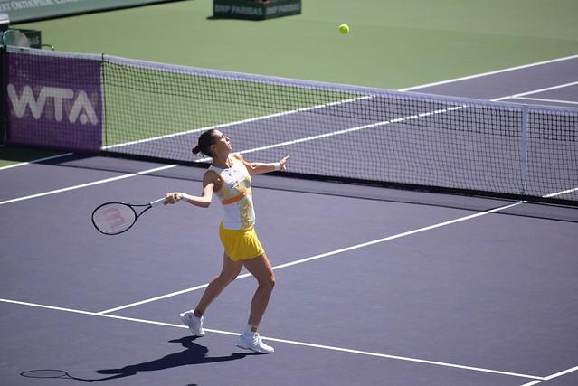 Flavia Pennetta vs Aga Radwanska