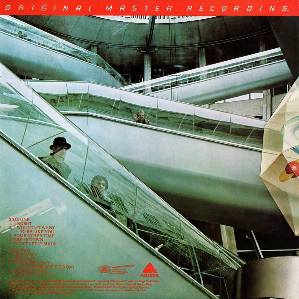 parsons project The alan parsons project- eye in the sky album:eye in the sky (1982) don't think sorry's easily said don't try turning tables instead youv'e taken lots of ch.