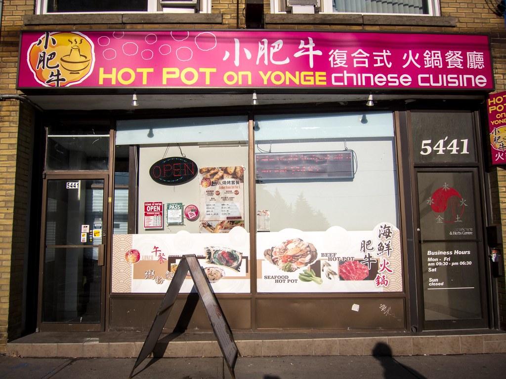Hotpot on Yonge