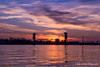 Decatur Sunset IV by Beth Winfield