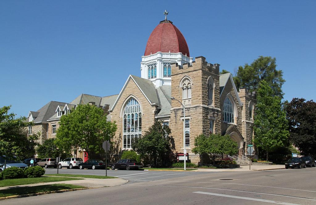 First United Methodist Church — Troy, Ohio