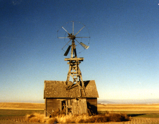 Windmill Old