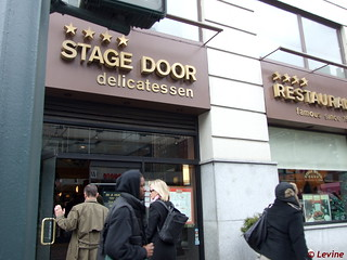 Stage Door Deli in New York City