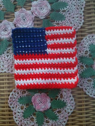 The Flag of USA made by akarapacha (RAV).