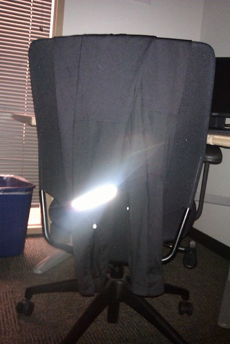 How to take a picture of reflective clothing by christopher575