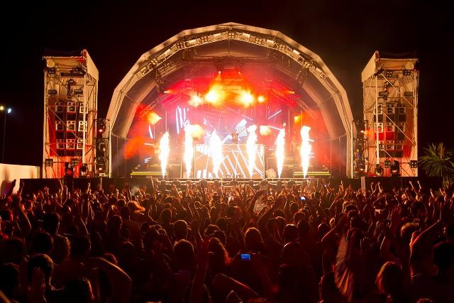 Space, Ibiza clubbing