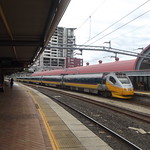 Queensland Rail Tilt Train