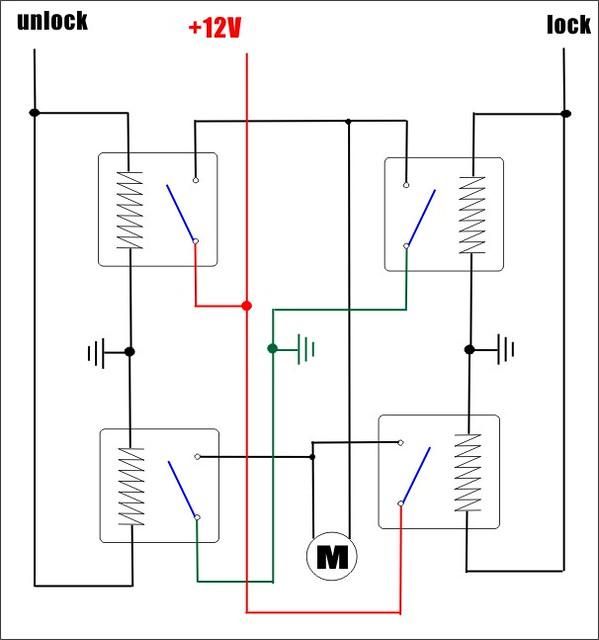 Vw Polo Window Switch Wiring Diagram : Vw golf central locking switch wiring diagram