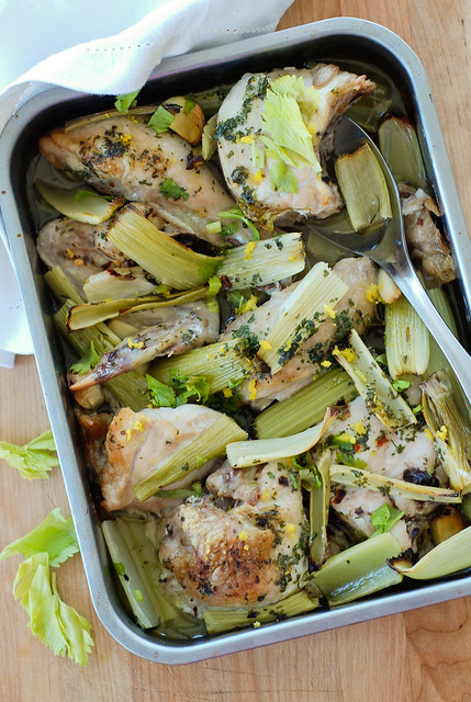 sellerikana/chicken with celery