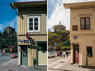 Gothenburg, Haga 1977 / 2012