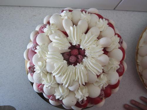 Oh! Un gâteau.