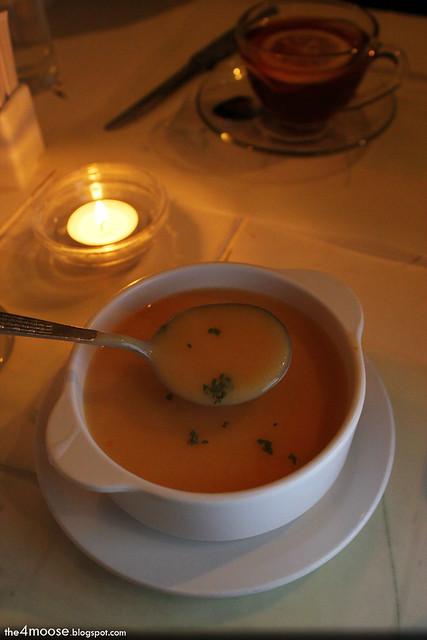 ECF Cafe - Pumpkin Soup