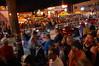 Main Street in Daytona Beach on St. Patrick's Day On Main Street
