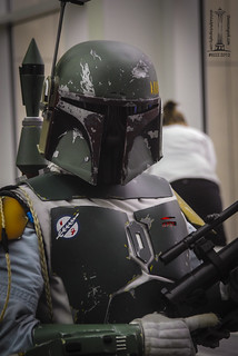 Emerald City Comic Con Day Boba Fett BH-2950
