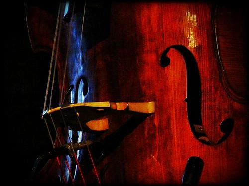 A vontade é instrumento do som. by crisqpimenta
