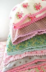 new pillowcase pile...