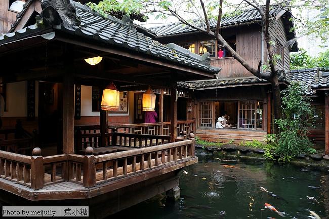 [台中中式料理]無為草堂-很有文人雅士氛圍的人文茶館@ 焦小 ...