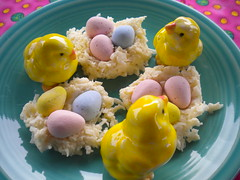 Spring Nest Candy