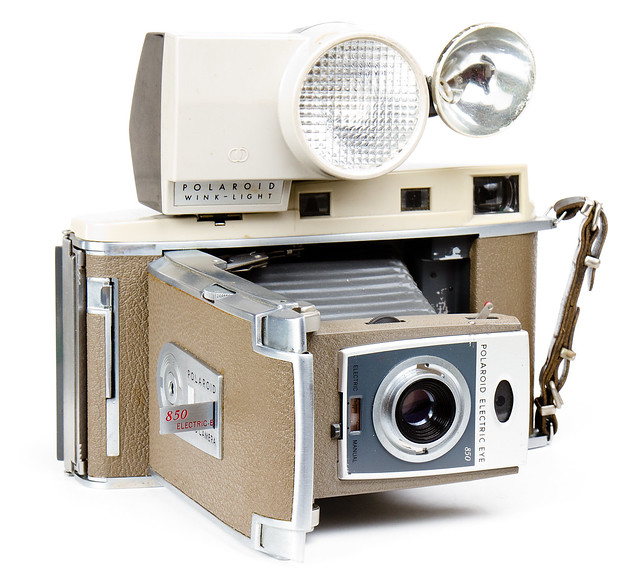 Polaroid Electric Eye 850