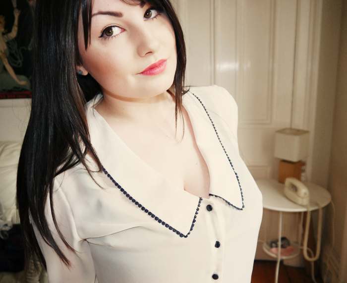 collar blouse 4
