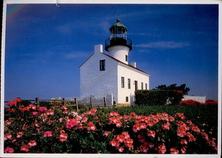 USA, Lighthouse tag from Vladisa
