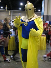 Dr. Fate costume