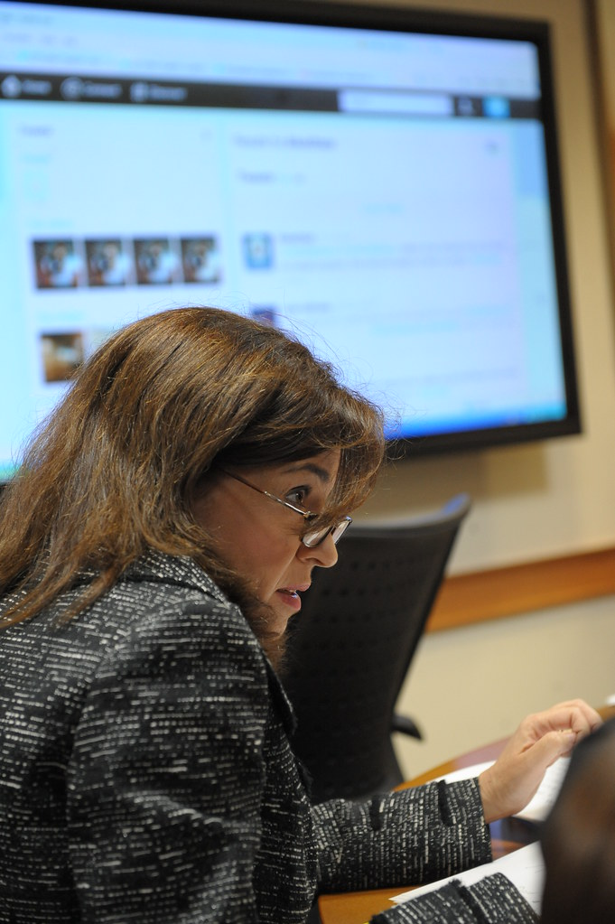 Under Secretary Sonenshine Responds to Questions during a Twitter Q & A