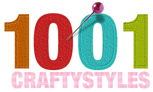 1001 crafty styles-Decor your life style