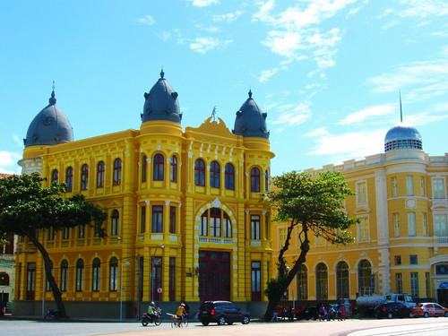 Arquitetura do Recife Antigo