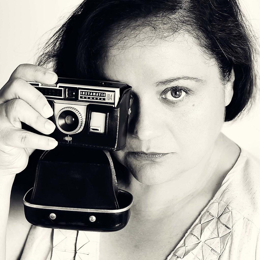 Autorretrato con cámara