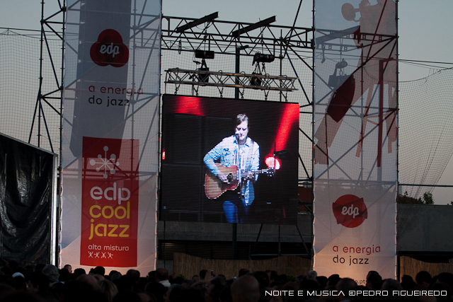 EDP Cool Jazz '12 - James Walsh