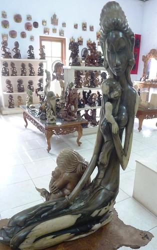 Bali-Villages d'artisans-Mas (2)