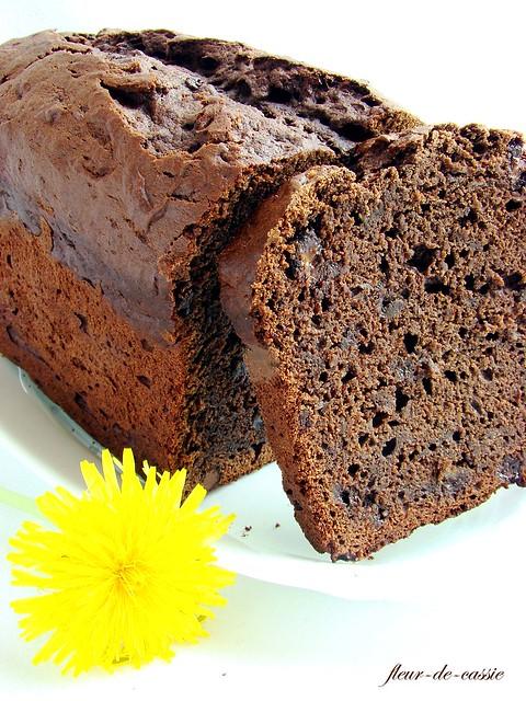 бананово-шоколадный хлеб 1