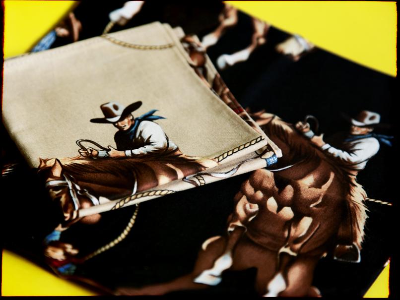 cowboy bandanas