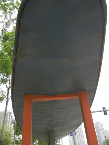 Bus Stop, Shenyang _ 0050